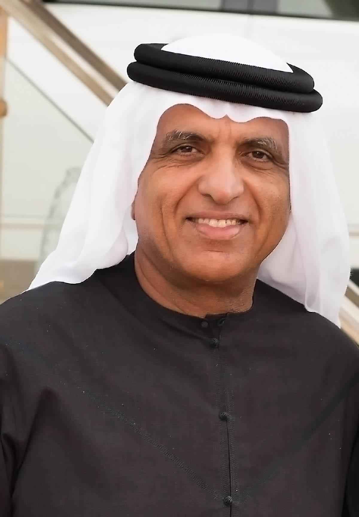 Saud bin Saqr Al-Quasimi portrait