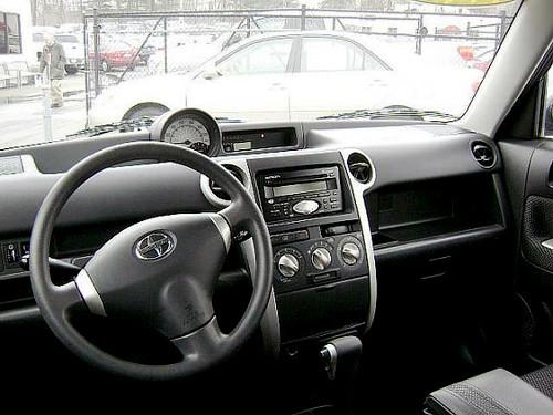 Scion Xb 2005 Interior