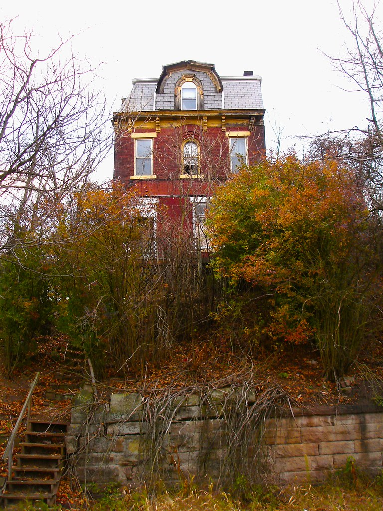 Abandoned Mansion in McKeesport, PA