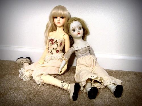 Взрослые куклы своими руками