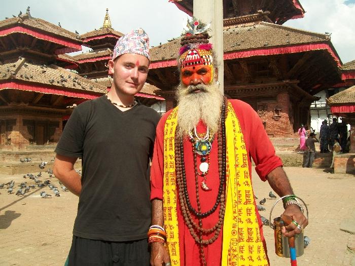 Kathmandu Saddhu