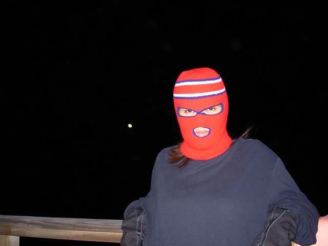 fetish mask ski