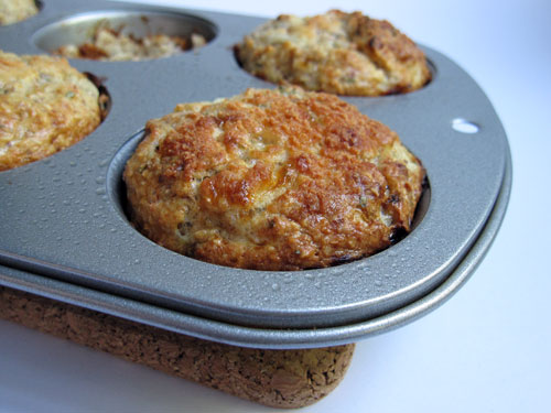 sun-dried tomato cottage cheese muffins | Flickr - Photo Sharing!