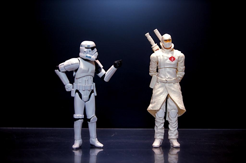 Stormtrooper vs. Storm Shadow (1/365)
