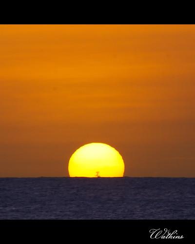 sunset sea sun barbados platinumheartaward