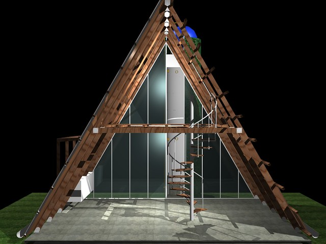 Casa ecol gica prefabricada img 35 flickr photo sharing - Casa ecologica prefabricada ...