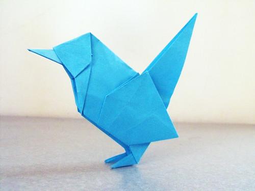 Origami Wren Paper Wren 1 Photos 408