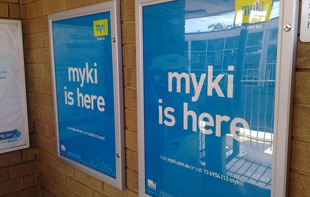 Myki is here