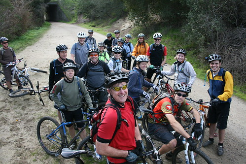 Mountain Bikers of Santa Cruz
