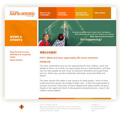 Campaign Website 2005 (Application)
