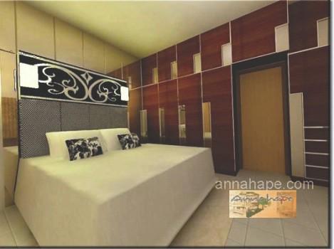 desain kamar tidur idaman luxurious master bedroom