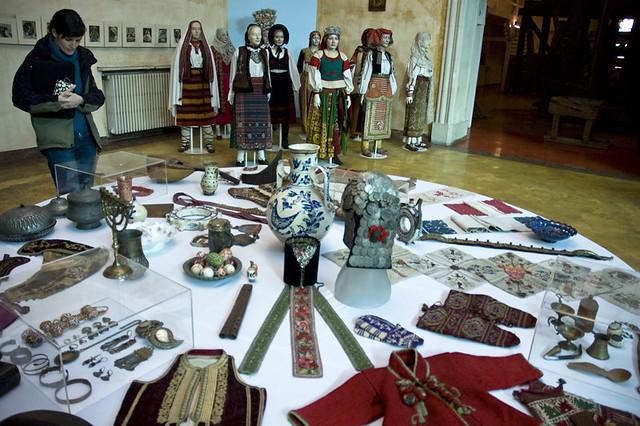 Bezienswaardigheden Boekarest Top 10 - Nr 5 Muzeul Tranului Roman