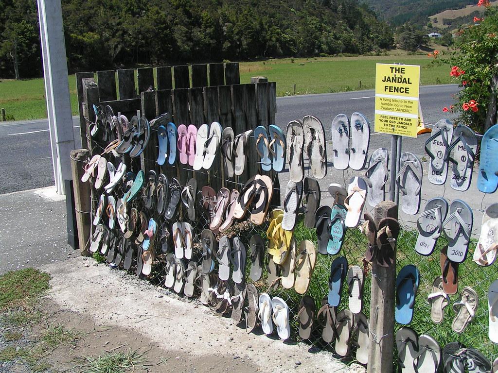 jandal fence 1