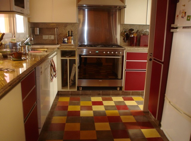 Quadrat mosaicos calc reos fotos for Modelos de techos para galerias