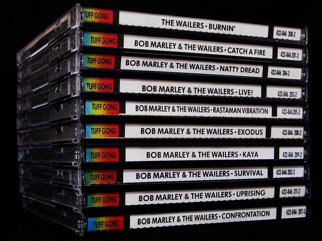 37/365: Happy Birthday Robert Nesta Marley!