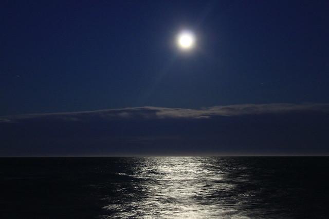 Reflejo de Luna - Ciencia por paciencia
