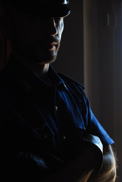 Header of A Policeman