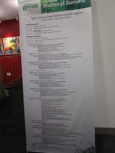 Agenda Banner