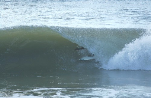 ocean winter beach nc surf surfer tube barrel wave surfing emeraldisle slotted tuberide jaygetsinger
