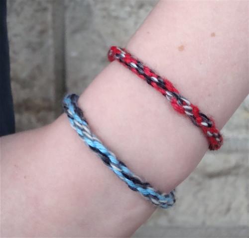 Kumihimo Friendship Bracelets