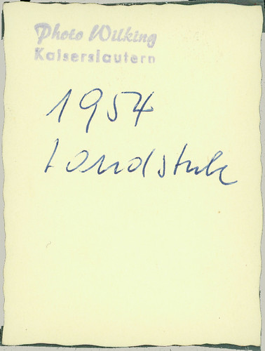 Reverse of 1954 lonolshik