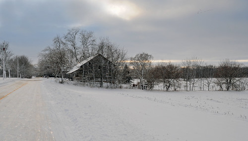 Ohio winter panorama 1