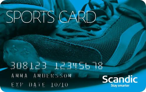 Scandic Sportcard