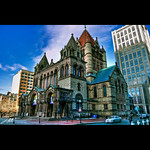 Trinity Church - Boston, MA