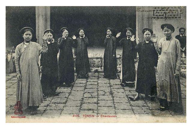 Chanteuses Annamites