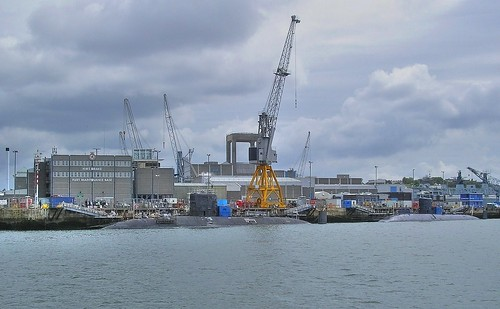Submarines Devonport Plymouth