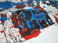 New York Monoprinting