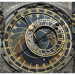 Astronomical Clock (Astronomical Dial), Prague, Czech Republic