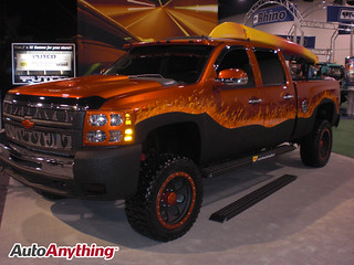 SEMA 2008 -  Hot Paint Jobs (9)