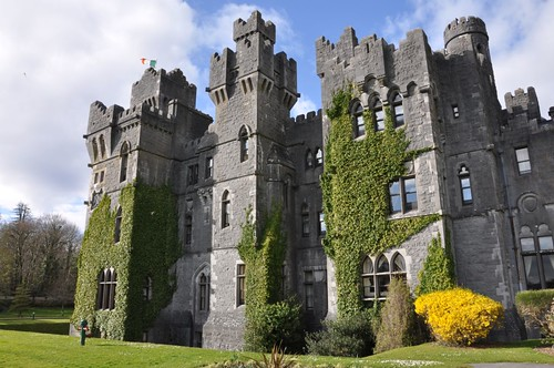 Ashford Castle, Co. Mayo, Ireland