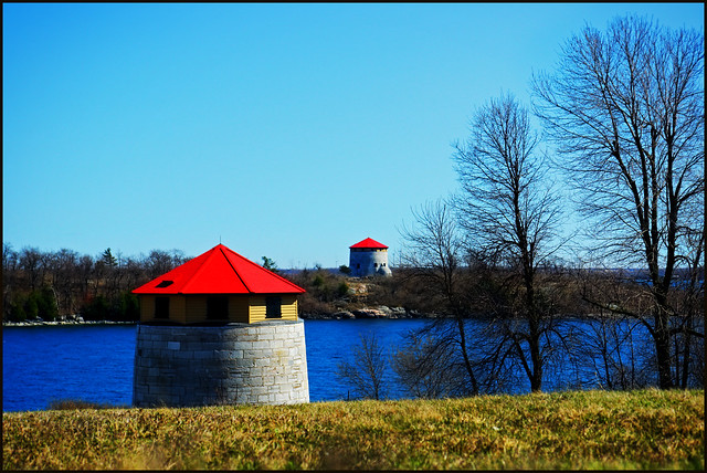 Fort Henry and Cathcart Tower - HDR