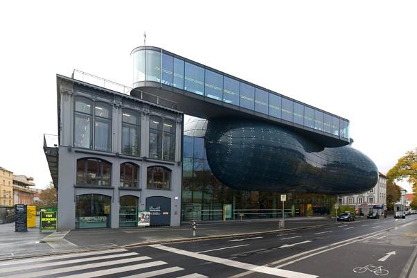 Museum Graz The Graz Art Museum | Flickr