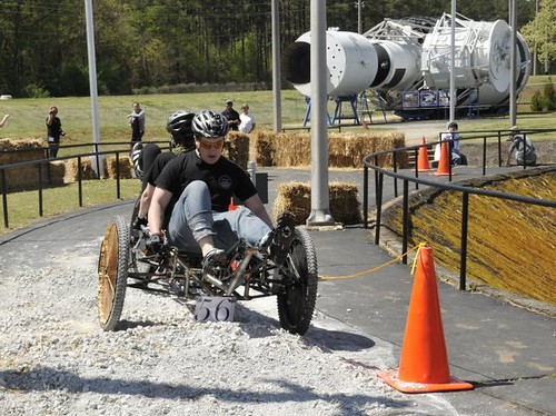 Great Moonbuggy Race Winners: Third Place, College (NASA, April 10, 2010)
