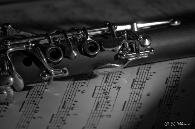 clarinete - flickr.com