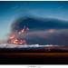 Eyjafjallajökull Eruption by hallgrg