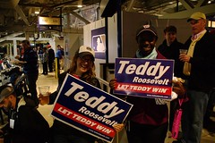 Teddy signs