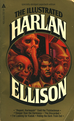 Illustrated Harlan Ellison