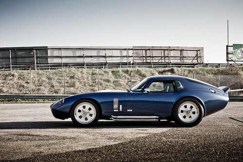 Superformance Shelby Cobra Daytona Coupé