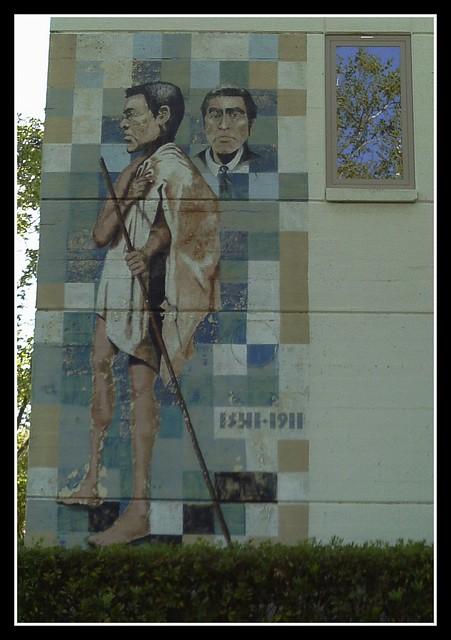 Ishi Mural