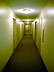 Appartment hallway