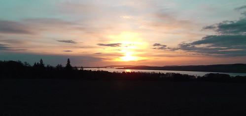 sunrise cromartyfirth rossshire