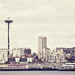 Seattle Skyline by the26percent