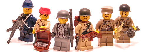 Brickarms May WWII Release!