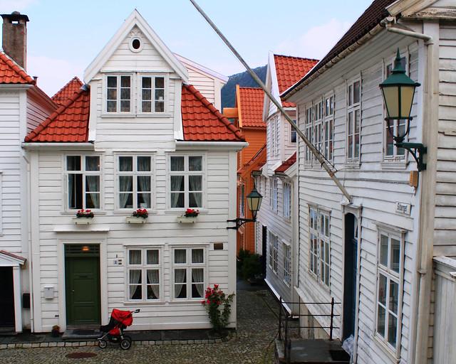 Nordnes, Bergen, Norway