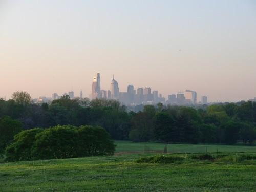 Philadelphia Dawn