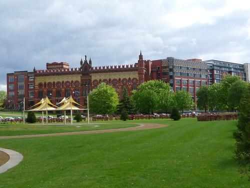 Glasgow Green, Glasgow